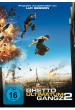 Ghetto Gangz 2 - Ultimatum DVD-Cover