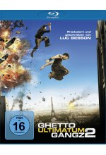 Ghetto Gangz 2 - Ultimatum Blu-ray-Cover