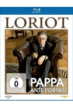 Loriot - Pappa ante Portas Blu-ray-Cover