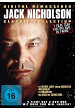 Jack Nicholson Classic Collection  [2 DVDs] DVD-Cover