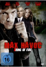 Max Havoc - Ring of Fire DVD-Cover