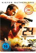 24 - Redemption DVD-Cover