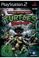 Teenage Mutant Ninja Turtles: Smash-Up Cover