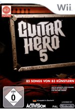 Guitar Hero 5 Cover
