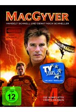 MacGyver - Season 4  [5 DVDs] DVD-Cover