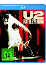 U2 - Rattle and Hum Blu-ray-Cover