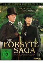 Die Forsyte Saga - Staffel 1  [3 DVDs]          <br> DVD-Cover