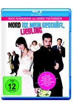 Mord ist mein Geschäft, Liebling Blu-ray-Cover