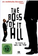 The Boss of it all DVD-Cover