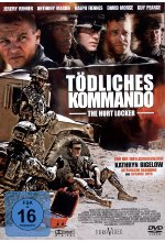 Tödliches Kommando - The Hurt Locker DVD-Cover