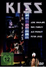 Kiss - In Vegas DVD-Cover