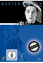 Buster Keaton Vol. 1                <br> DVD-Cover