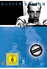 Buster Keaton Vol. 3 DVD-Cover