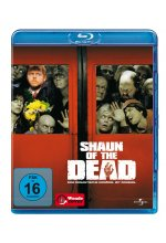 Shaun of the Dead Blu-ray-Cover
