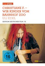 Christiane F. - Wir Kinder vom Bahnhof Zoo - Edition Deutscher Film DVD-Cover