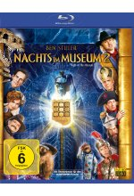 Nachts im Museum 2 Blu-ray-Cover