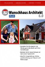 3d wunschhaus architekt 6 0 plus. Black Bedroom Furniture Sets. Home Design Ideas