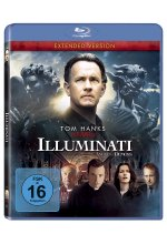 Illuminati - Extended Version Blu-ray-Cover
