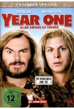 Year One - Aller Anfang ist schwer - Extended Version DVD-Cover
