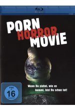 Porn Horror Movie Blu-ray-Cover