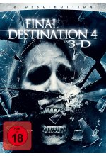 Final Destination 4 - Uncut  (3D/2D)  [2 DVDs] DVD-Cover