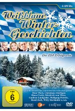 Weißblaue Wintergeschichten  [4 DVDs] DVD-Cover