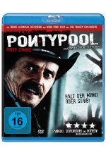 Pontypool - Radio Zombie Blu-ray-Cover