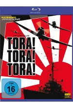 Tora! Tora! Tora! - Extended Japanese Cut Blu-ray-Cover