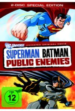 Superman/Batman - Public Enemies  [SE] [2DVDs] DVD-Cover