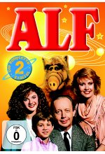 Alf - Staffel 2  [4 DVDs] DVD-Cover