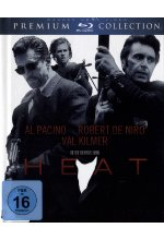 Heat - Premium Collection Blu-ray-Cover
