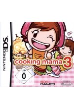 Cooking Mama 3 Cover