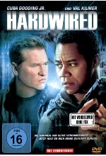 Hardwired DVD-Cover