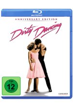Dirty Dancing - Anniversary Edition Blu-ray-Cover