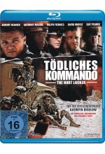 Tödliches Kommando - The Hurt Locker Blu-ray-Cover