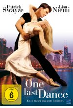 One Last Dance DVD-Cover