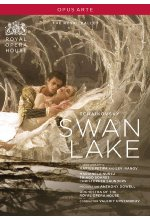 Tschaikowsky - Swan Lake DVD-Cover