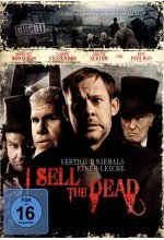I sell the dead - Uncut DVD-Cover