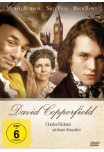 David Copperfield DVD-Cover