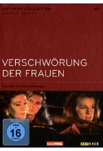 Verschwörung der Frauen - Arthaus Collection: British Cinema DVD-Cover