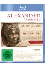 Alexander - Revisited/The Final Cut Blu-ray-Cover