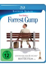 Forrest Gump - Saphir Serie  [2 BRs] Blu-ray-Cover