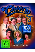 Cheers - Season 3  [4 DVDs] DVD-Cover