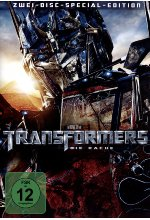 Transformers - Die Rache  [SE] [2 DVDs] DVD-Cover