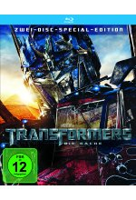 Transformers - Die Rache  [SE] [2 BRs] Blu-ray-Cover