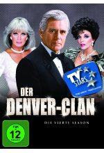 Der Denver-Clan - Season 4  [7 DVDs] DVD-Cover