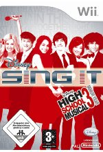 High School Musical 3 - Disney Sing it Cover