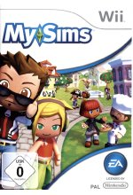 My Sims Cover