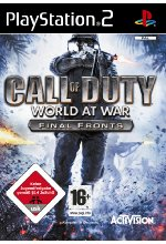 Call of Duty 5 - World at War: Final Fronts Cover