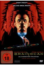 Brainscan - Uncut  [SE] DVD-Cover